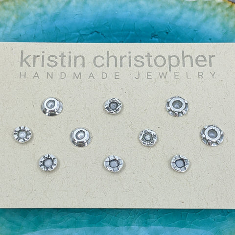Kristin Christopher Stud Earrings