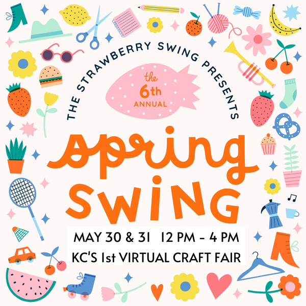 The 6th Annual Spring Swing - Kansas City's 1st Virtual Spring Swing