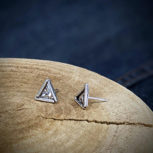 Sterling Stud Earrings