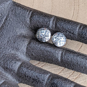 Sterling Silver Stud Earrings,Earrings,Kristin Christopher