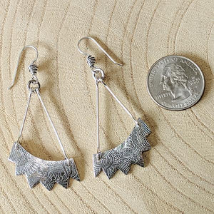 Sterling Silver Earrings,Earrings,Kristin Christopher