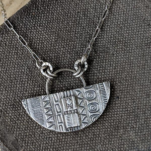 Sterling Silver Necklace,Pendant,Kristin Christopher