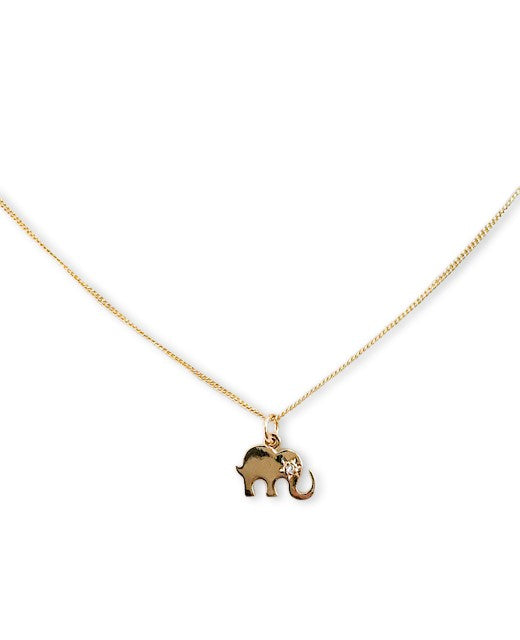 Elephant Necklace - meghan-bo-designs