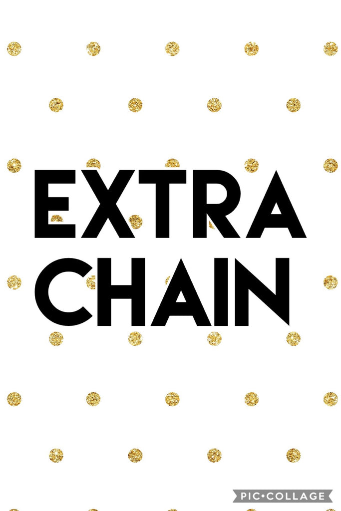 Extra Chain - meghan-bo-designs