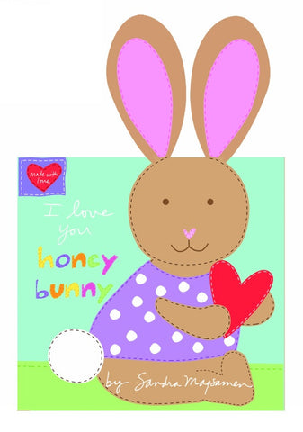Huggable & Lovable Books - Bunny