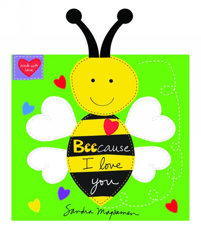 Huggable & Lovable Books - Bee