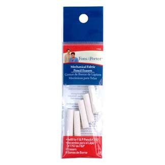 Fons & Porter Mechanical Pencil Eraser Refill 6c