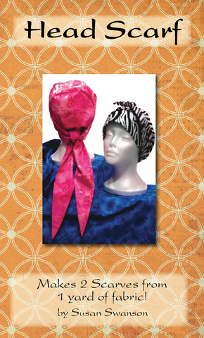 Head Scarf Pattern
