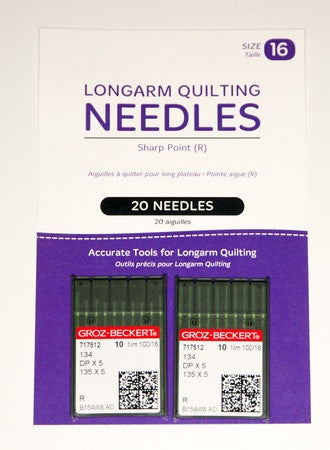 HQ Longarm Needles