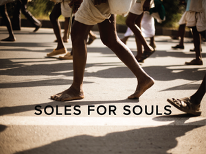 Blog 13: Why we're running the Soles for Souls campaign