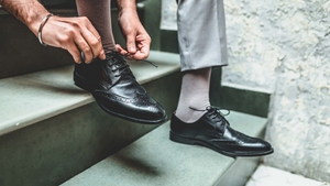 5 Ways to Lace Up your Shoes Creatively