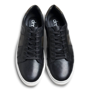 Cherno Black Leather Sneaker