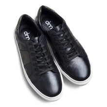 Cherno Black Leather Sneaker-3