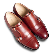 Ciliego Double Monk Straps Shoe-3