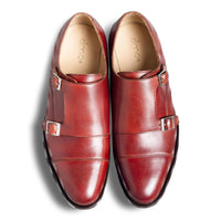 Ciliego Double Monk Strap Shoe