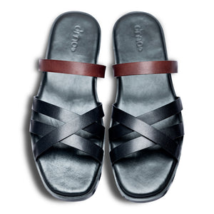 Pelle Eligo Leather Sandal