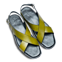 Pelle Verdo Men Leather Sandal-2