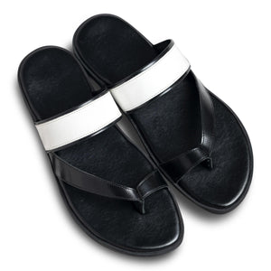 Pelle Italia Leather Chappal-3