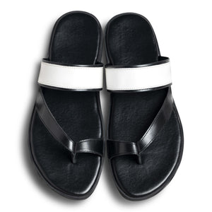 Pelle Italia Leather Chappal