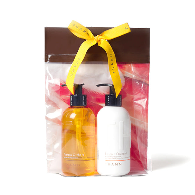 Eastern Orchard Body Care Set ($61 Value) - THANN USA