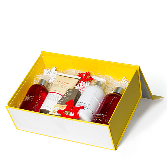 Best of Aromatic Wood Gift Set ($114 Value) - THANN USA
