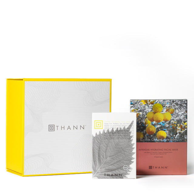 Mask Lover Gift Set ($80 Value) - THANN USA