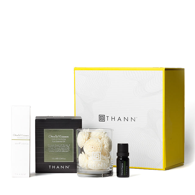 Oriental Essence Exotic Home Ritual Gift Set ($59 Value) - THANN USA