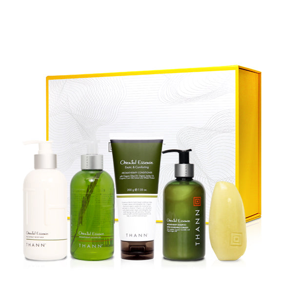Best of Oriental Essence Gift Set ($114 Value) - THANN USA