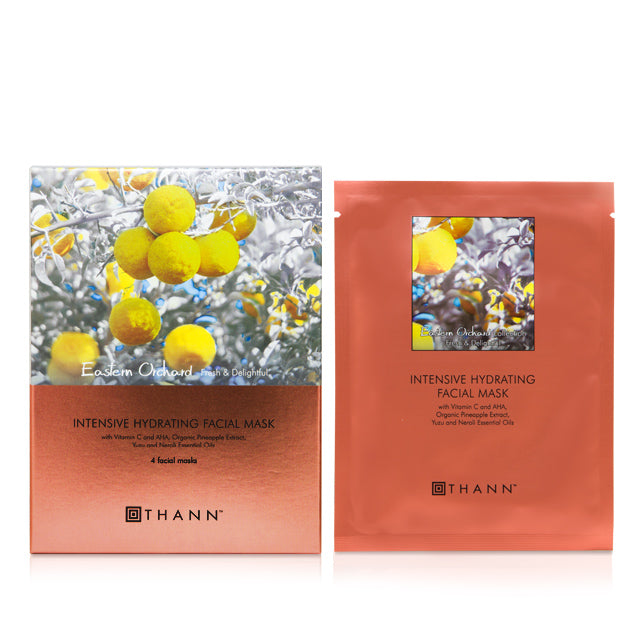 Eastern Orchard Intensive Hydrating Facial Mask - THANN USA