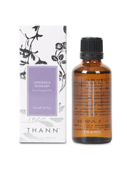 Lavender Rosemary Essential Oil 50 ml - THANN USA