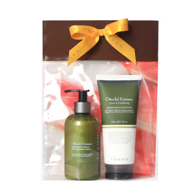 Oriental Essence Hair Care Gift Set ($49 Value) - THANN USA
