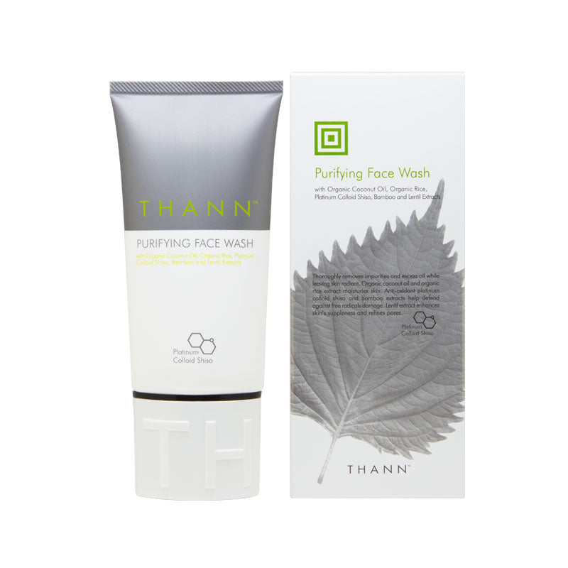 Purifying Face Wash - THANN USA