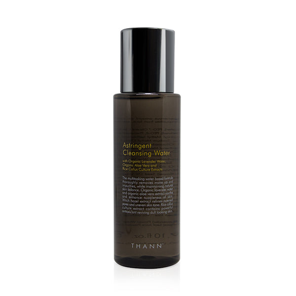 Astringent Cleansing Water Natural Facial Cleanser