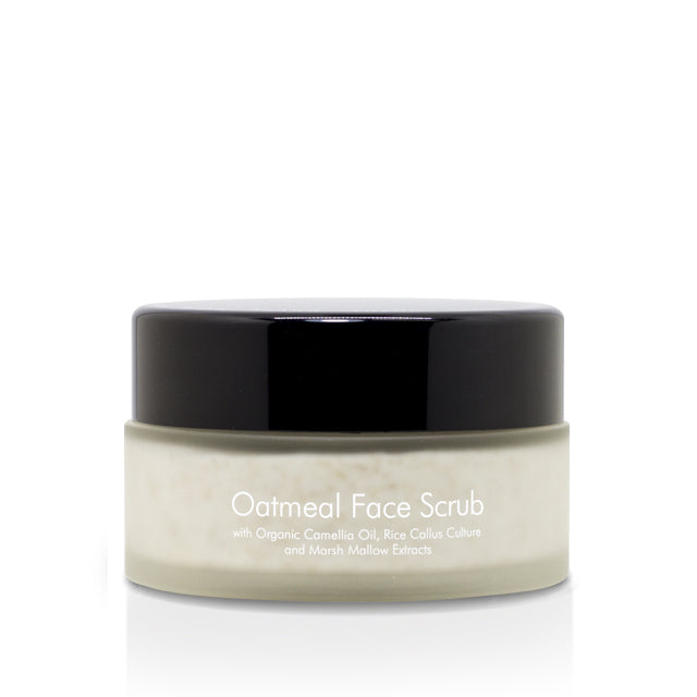 Oatmeal Face Scrub - THANN USA