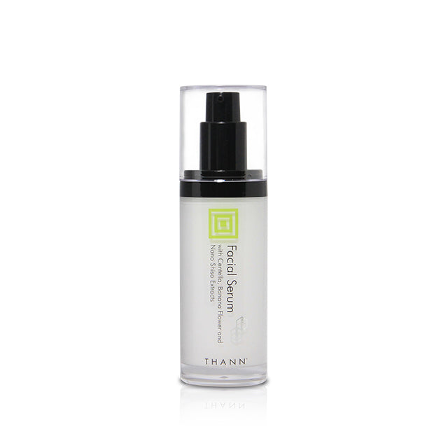 Shiso Facial Serum For Younger Looking Skin Thann Usa