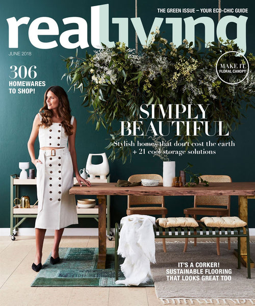 Real Living Magazine June 2018