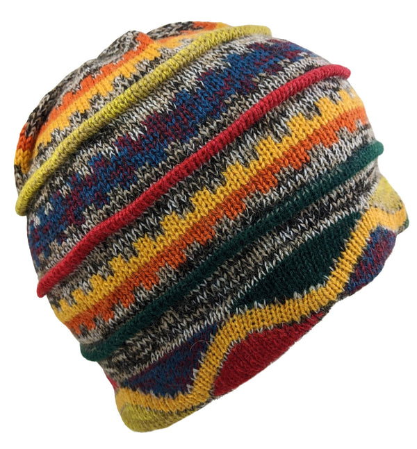 Beanie Hat Multi-Color