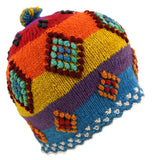 Handmade Multi Color Beanie