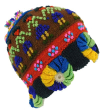 Load image into Gallery viewer, Alpaca Beanie Handmade #AJ045