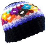 Handmade Multi Color Hat