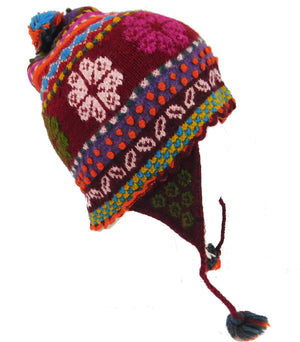 Beanie Handmade Multi Color #S0047