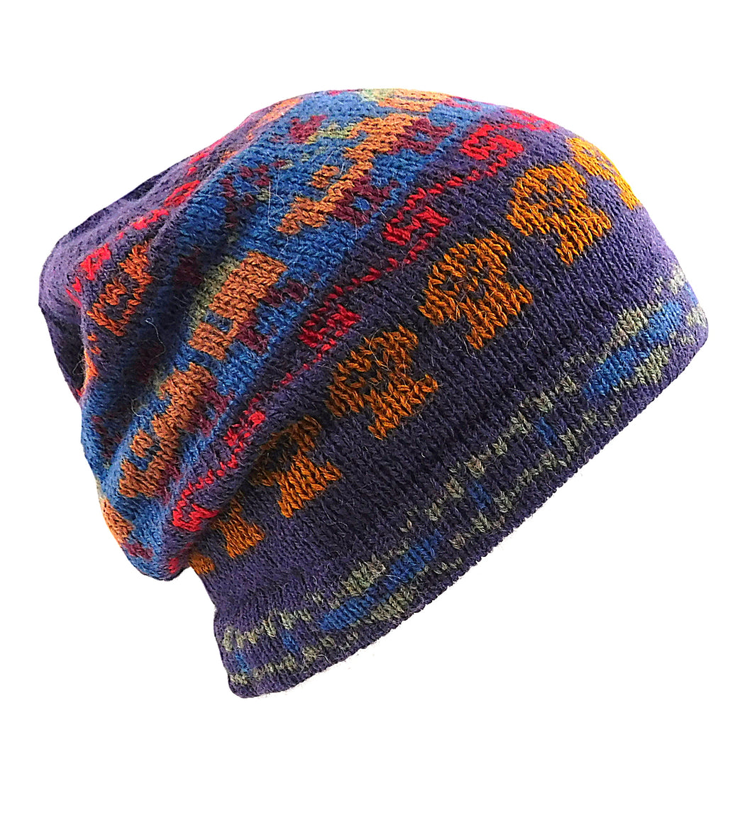 Beanie Multi Color Hat #B0014