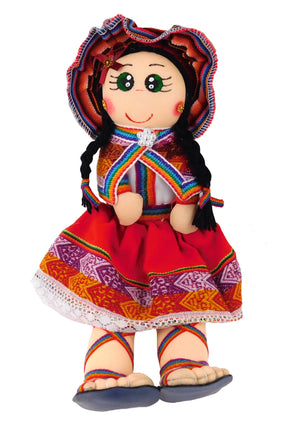 Andina Doll Red