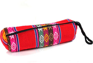 Case Pencil Bag Red Color