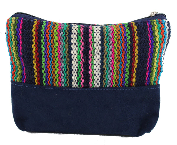 Lining Case Wool Navy Multi-Color