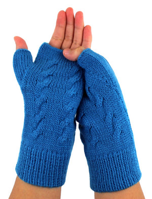 Alpaca  Gloves Finger-Less