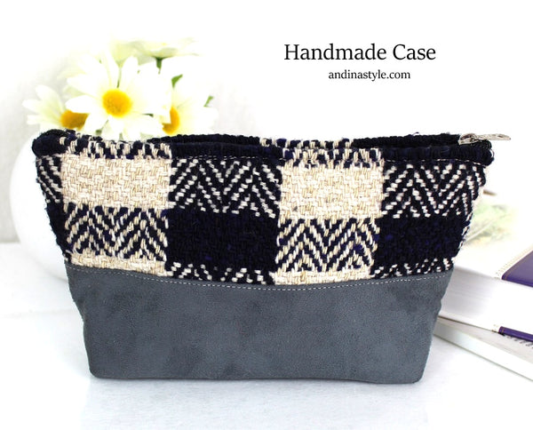Lining Case Wool Gray Color