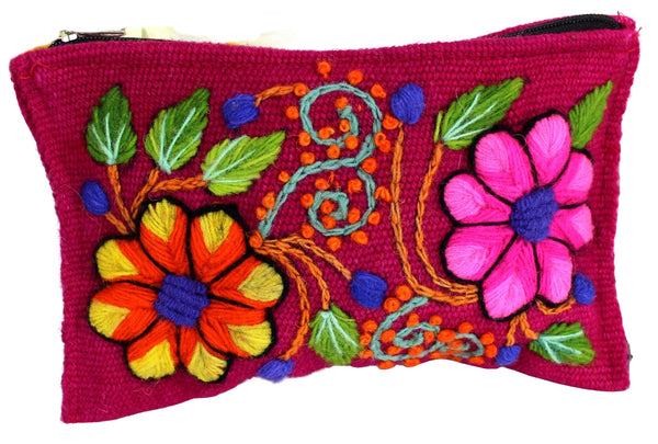 Embroidery Case Pencil Bag