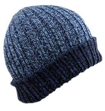 Men's Alpaca Beanie Agean Blue