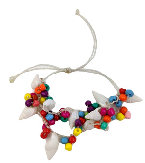 Multi-Color Handmade  Bracelet Adjustable